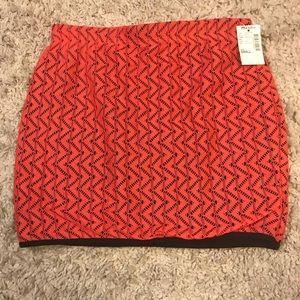 Small Mini skirt NWT